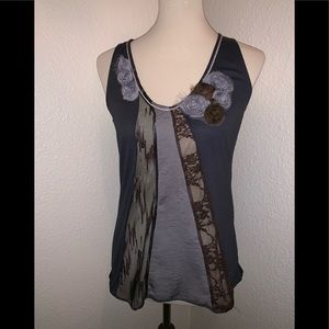 Sexy Embellished Tank